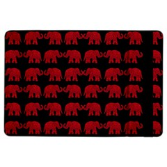 Indian Elephant Pattern Ipad Air 2 Flip by Valentinaart