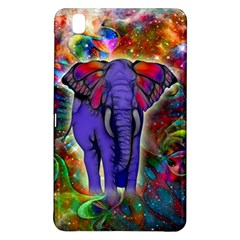 Abstract Elephant With Butterfly Ears Colorful Galaxy Samsung Galaxy Tab Pro 8 4 Hardshell Case