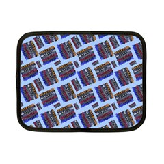 Abstract Pattern Seamless Artwork Netbook Case (small)