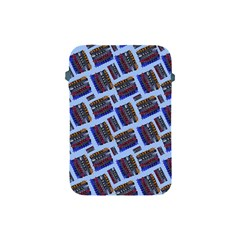 Abstract Pattern Seamless Artwork Apple Ipad Mini Protective Soft Cases by Amaryn4rt
