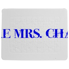 Future Mrs  Chapman Jigsaw Puzzle Photo Stand (rectangular)