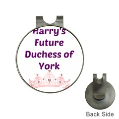 Harry s Duchess Hat Clips With Golf Markers by badwolf1988store