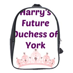 Harry s Duchess School Bags(large)  by badwolf1988store