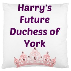 Harry s Duchess Large Flano Cushion Case (one Side) by badwolf1988store