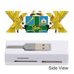 National Seal Of Ghana Memory Card Reader (stick)  by abbeyz71