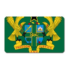National Seal Of Ghana Magnet (rectangular) by abbeyz71