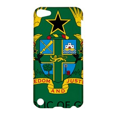 National Seal Of Ghana Apple Ipod Touch 5 Hardshell Case by abbeyz71