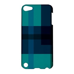 Boxes Abstractly Apple Ipod Touch 5 Hardshell Case by Amaryn4rt