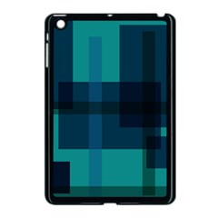 Boxes Abstractly Apple Ipad Mini Case (black) by Amaryn4rt