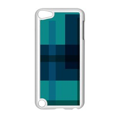 Boxes Abstractly Apple Ipod Touch 5 Case (white) by Amaryn4rt