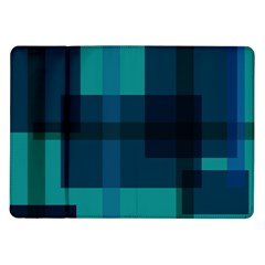 Boxes Abstractly Samsung Galaxy Tab 10 1  P7500 Flip Case by Amaryn4rt
