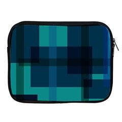 Boxes Abstractly Apple Ipad 2/3/4 Zipper Cases by Amaryn4rt
