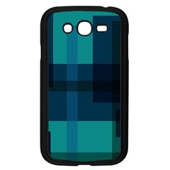 Boxes Abstractly Samsung Galaxy Grand Duos I9082 Case (black) by Amaryn4rt