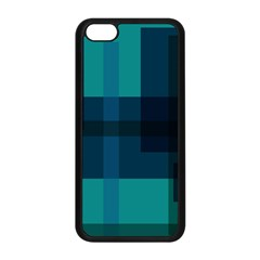 Boxes Abstractly Apple Iphone 5c Seamless Case (black)