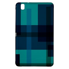 Boxes Abstractly Samsung Galaxy Tab Pro 8 4 Hardshell Case by Amaryn4rt