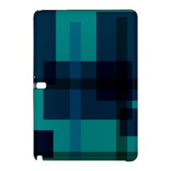 Boxes Abstractly Samsung Galaxy Tab Pro 12 2 Hardshell Case by Amaryn4rt