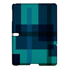 Boxes Abstractly Samsung Galaxy Tab S (10 5 ) Hardshell Case  by Amaryn4rt
