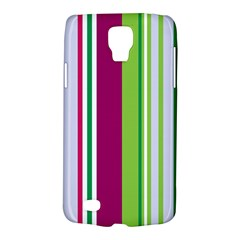 Beautiful Multi Colored Bright Stripes Pattern Wallpaper Background Galaxy S4 Active by Amaryn4rt