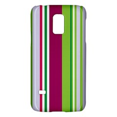 Beautiful Multi Colored Bright Stripes Pattern Wallpaper Background Galaxy S5 Mini by Amaryn4rt