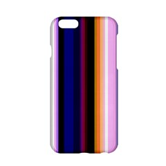 Fun Striped Background Design Pattern Apple Iphone 6/6s Hardshell Case