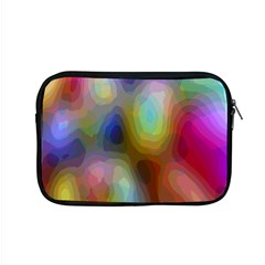 A Mix Of Colors In An Abstract Blend For A Background Apple Macbook Pro 15  Zipper Case by Amaryn4rt