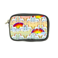Rainbow Pony  Coin Purse by Valentinaart