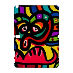 A Seamless Crazy Face Doodle Pattern Galaxy Note 1 by Amaryn4rt
