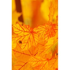 Bright Yellow Autumn Leaves 5 5  X 8 5  Notebooks by Amaryn4rt