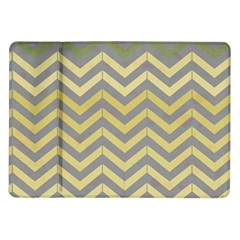 Abstract Vintage Lines Samsung Galaxy Tab 10 1  P7500 Flip Case by Amaryn4rt