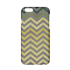 Abstract Vintage Lines Apple Iphone 6/6s Hardshell Case by Amaryn4rt