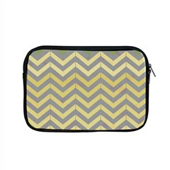 Abstract Vintage Lines Apple Macbook Pro 15  Zipper Case