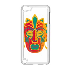 Mask Apple Ipod Touch 5 Case (white) by Valentinaart