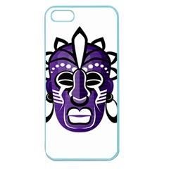 Mask Apple Seamless Iphone 5 Case (color)