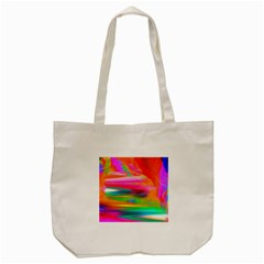 Abstract Illustration Nameless Fantasy Tote Bag (cream)