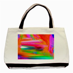 Abstract Illustration Nameless Fantasy Basic Tote Bag by Amaryn4rt
