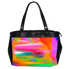 Abstract Illustration Nameless Fantasy Office Handbags (2 Sides)  by Amaryn4rt
