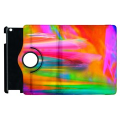 Abstract Illustration Nameless Fantasy Apple Ipad 2 Flip 360 Case by Amaryn4rt