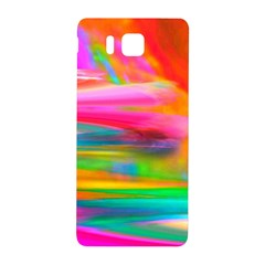 Abstract Illustration Nameless Fantasy Samsung Galaxy Alpha Hardshell Back Case by Amaryn4rt