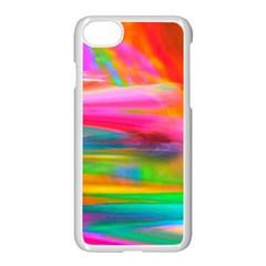 Abstract Illustration Nameless Fantasy Apple Iphone 7 Seamless Case (white) by Amaryn4rt
