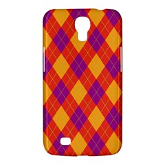 Plaid Pattern Samsung Galaxy Mega 6 3  I9200 Hardshell Case by Valentinaart
