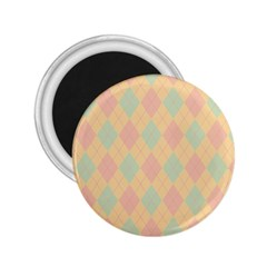 Plaid Pattern 2 25  Magnets