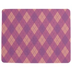 Plaid Pattern Jigsaw Puzzle Photo Stand (rectangular)