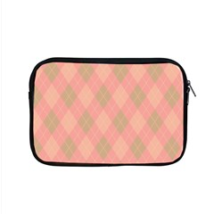 Plaid Pattern Apple Macbook Pro 15  Zipper Case by Valentinaart