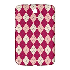 Plaid Pattern Samsung Galaxy Note 8 0 N5100 Hardshell Case