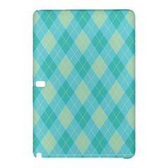 Plaid Pattern Samsung Galaxy Tab Pro 10 1 Hardshell Case by Valentinaart