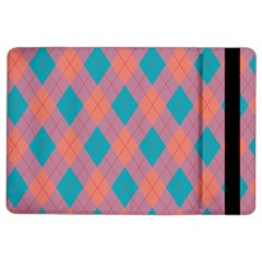 Plaid Pattern Ipad Air 2 Flip by Valentinaart