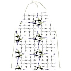 Fractal Design Pattern Full Print Aprons by Amaryn4rt