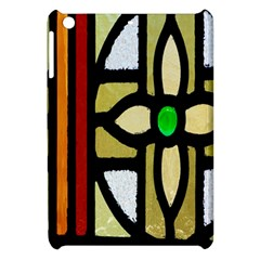 A Detail Of A Stained Glass Window Apple Ipad Mini Hardshell Case by Amaryn4rt