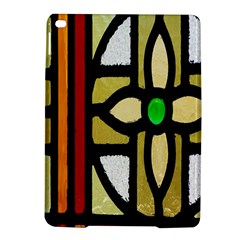 A Detail Of A Stained Glass Window Ipad Air 2 Hardshell Cases by Amaryn4rt