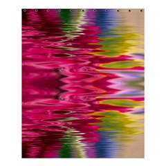 Abstract Pink Colorful Water Background Shower Curtain 60  X 72  (medium)  by Amaryn4rt
